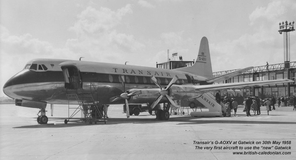 Transair Old Plane